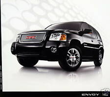 2006 GMC Envoy SUV new vehicle brochure