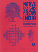 TATTOO - NATIVE DESIGNS FROM INDIA with CD **NEW COPY**