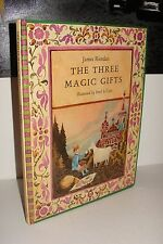 The Three Magic Gifts by Errol le Cain 1st/1st 1980 Hardcover James Riordan