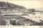 Royaume Uni - cpa - TORQUAY - Vane hill and bath saloons