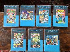 Marvel Premiere Classic HC X-FORCE Lot Vol. 55 59 61 79 88 100 107 Cable DM Var