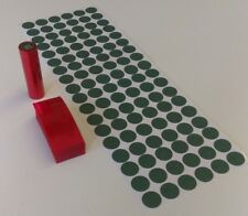 108 pcs Pre-Cut 18650 Insulator and ELECTRIC RED PVC Heat Shrink Wrap Vape ebike