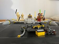 Lego Naboo Fighter 75092 Used Not 100% Complete
