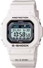 Casio G-Shock G-LIDE Series Digital White x Black Accents Watch GLX5600-7DR