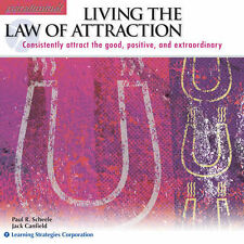 Living The Law Of Attraction Paul Scheele Learning Strategies Paraliminal CD