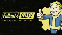 Fallout 4 Game Of The Year Edition - GOTY | Steam Key | PC | Digital | Worldwide