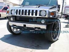 Service - Chrome Plating Front Bumper HUMMER H2 SUV & SUT H3