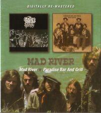 CD (NEU!) . MAD RIVER - same / Paradise & Grill (Revolution's in my pocket mkmbh