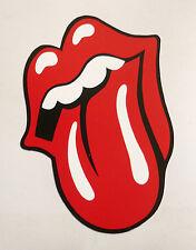 Rolling Stones Zunge Aufkleber