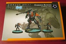 Infinity #608 Combined Army Ovedron Batroids (3) Miniatures Techno-Organic Alien