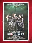 GHOSTBUSTERS *1984 ORIGINAL MOVIE POSTER 1SH ADVANCE STAY PUFT ECTO-1 HALLOWEEN