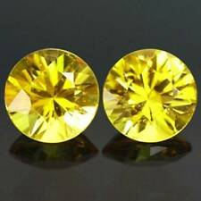 Loupe Clean Yellow Loose Sapphires