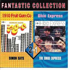 1910 Fruitgum Company + Ohio Express : Simon Says / Ohio Express WARNER RECORDS