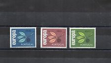 EUROPA PORTUGAL 1965 Timbres N° Yvert 971/973  neufs luxe sans charniéres