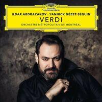 Abdrazakov - Verdi CD NEU OVP