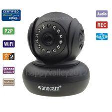 HOT 1080q Wireless WiFi Network Security Pan Tilt IR Night Vision CCTV IP Camera