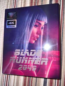 Blade Runner 2049 UHD Club limited edition (not a steelbook) 4k