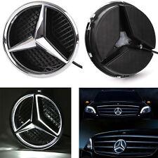 Front Grille Grill Star Emblem for Mercedes Benz 2006-2013 Illuminated LED Light
