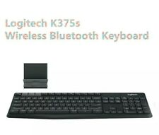 Logitech K375s Multi-Device Wireless Bluetooth Keyboard and Stand Combo