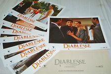 DIABLESSE  !  jeu 8  photos cinema lobby cards fantastique