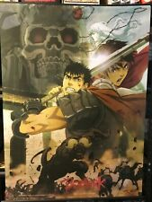 Berserk wall scroll / from G.E. Animation (U- 0063)