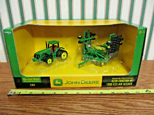 John Deere 8220 With 1990 CCS Air Seeder Set By Ertl 1/64th Scale >