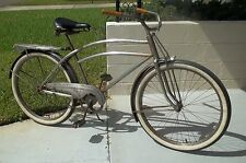 Pre-War Vintage 1935 SHELBY FLYER Bicycle a Great Rider and Sweet Looking Toy!!