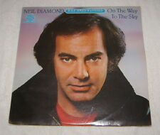 LP: Neil Diamond - One My Way to the Sky (1982) Half Speed Mastered