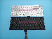 """NEW SP spanish Keyboard for Apple Macbook Air 13.3"""" A1369 A1466 A1405 MC965"""