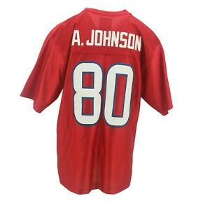 Houston Texans Official NFL Kids Youth Size Andre Johnson Jersey New NO Tags