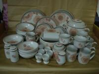 DENBY GYPSY LARGE DINNER & TEA / COFFEE SERVICES PLEASE SELECT ITEMS