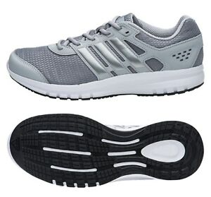 Adidas Women Duramo Lite Training Shoes Running Gray Athletic Sneakers BB0886