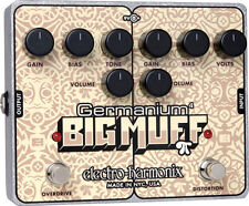 Electro Harmonix Germanium 4 Big Muff EHX Distortion / Overdrive