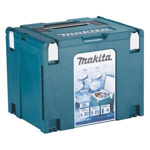 Makita Makpac Gr. 4 isoliert 198253-4 18 L Tragegriff Schultergurt kühlen