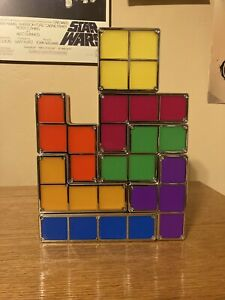 Stackable Tetris Lamp (missing Power Cable)