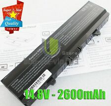 2600mah Battery For DELL Inspiron 1525 C601H GW240 RN873 XR693 312-0625 4Cell