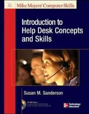 Introduction to Help Desk Concepts and Skills by Sanderson, Susan