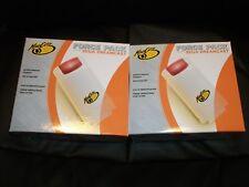2x Genuine BRAND NEW - MADCATZ RUMBLE / VIBRATION PACKS - SEGA DREAMCAST - RARE