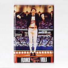 FRANK VIOLA / SWEET MUSIC - POSTER MAGNET (nike costacos minnesota twins 1987)