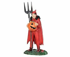 Lemax 52312 LITTLE IMP Spooky Town Figurine Halloween Decor Figure Devil Demon I