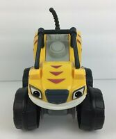 Blaze and the Monster Machines Stripes Slam And Go Push Truck Plastic Toy Car