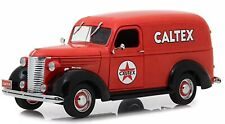 1:24 Scale 1939 Chevrolet Panel Truck Caltex Delivery Greenlight Model BNIB Red