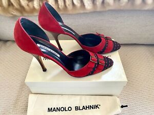 vintage manolo blahnik products for