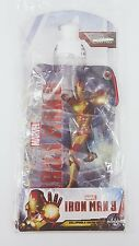 Marvel Comics Iron Man Collapsible Water Bottle Drink Pouch 12 Oz