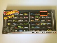 Hot Wheels Display Case for 50 Cars Scale 1:64 NO CAR IS INCLUDED