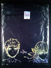 Fate/Zero T-shirt M Size End Card Design official Aniplex Shiro & Saber New