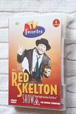 The Red Skelton Show- Vol. 2, 6-Episodes (DVD), Like new (Disc: New), free post