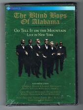 THE BLIND BOYS OF ALABAMA - LIVE IN NEW YORK - DVD - NEUF NEW NEU