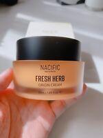 [Nacific] Fresh Herb Origin Cream - 50ml - Make In Korea - US Free Shipping