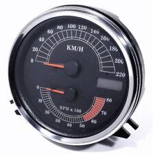 Speedo/Tacho FLHR 95-03; FLHR, Softail® 96-98 & 00-03 220km/h. Harley Custom Use